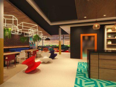 Casino Atlantic City Benestar - Sala de Estar